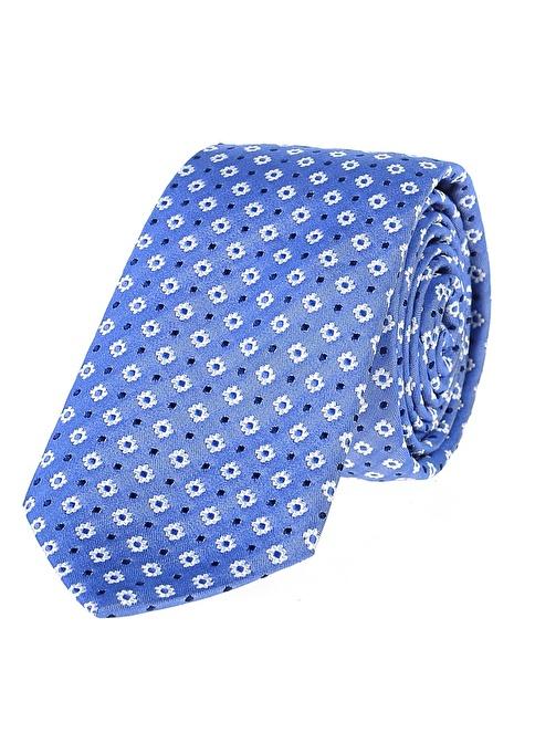 Kravat 1001 İpek Kravat Antrasit